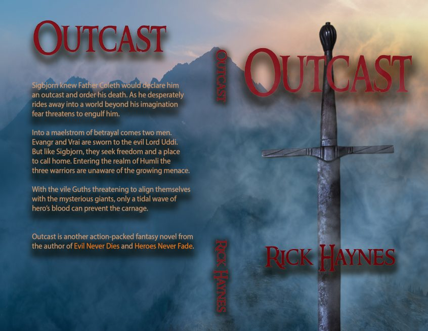 Outcast by Rick Haynes
